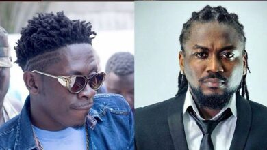 Photo of Samini and Shatta Wale engage in a fierce fight on twitter