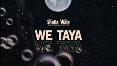 Photo of Shatta Wale – We Taya