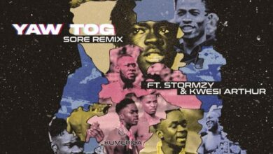 Photo of Yaw Tog – Sore (Remix) ft. Stormzy & Kwesi Arthur